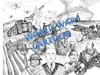 World War I: The Story Inside the Cartoon