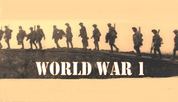 World War I - Timeline