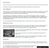 World War I Trench Simulation Lesson Plan