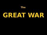 World War I - Trench Warfare Simuation Presentation