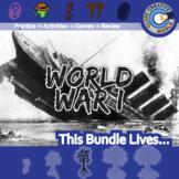 World War I -- U.S. History Curriculum Unit Bundle