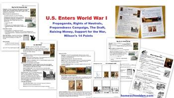 World War I Unit (100+ pages)