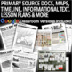 World War I Unit - PowerPoints, Worksheets, Lesson Plans+Test - World War 1
