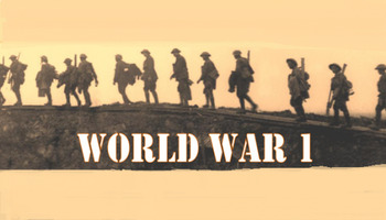 World War I - Unit Study Guide