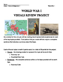 World War I Visuals Review Project