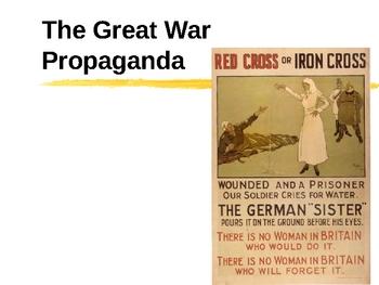 World War I: War Affects the World (1915-1917)