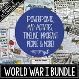 World War I (World War 1) Bundle
