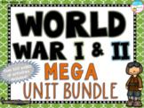 World War I and II Mega Unit Bundle (WW1, WW2)