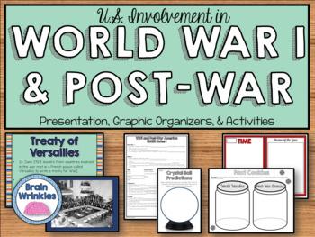 World War I and Post-World War I America (SS5H2)