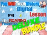 World War I and Roaring 20's Digital Deluxe Bundle