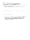 World War I introduction worksheet
