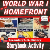 World War I on the Home Front: Lecture & Storybook | Print
