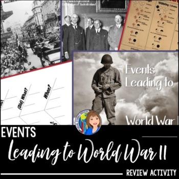 World War II Sequencing Activity