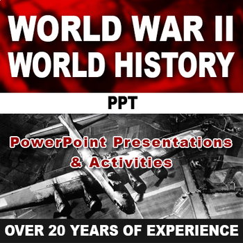 WW II Powerpoint World History