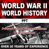 WW II Powerpoint World History