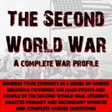 World War II - A Complete War Profile