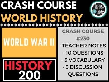 World War II, A War for Resources: Crash Course World History #220