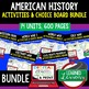 World War II Activity Choice Boards Google US History