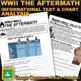World War II Aftermath Informational Text & Chart Analysis (WWII)