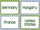 World War II: Allied and Axis Powers Sorting Activity (WWII, WW2)