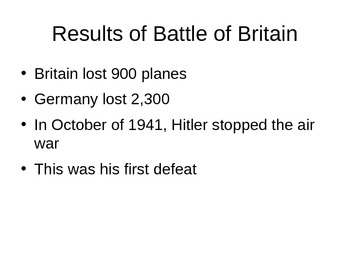 World War II: Axis Power Winning in Europe and Asia
