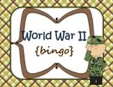 World War II {BINGO}