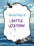 World War II: Battle Stations