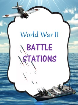 World War II: Battle Stations