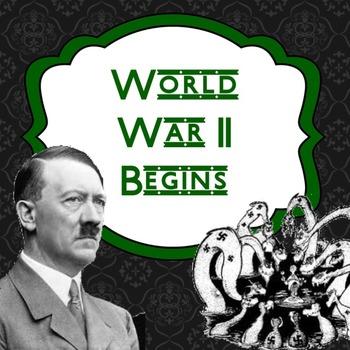 World War II Begins PowerPoint