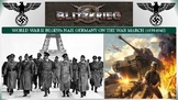World War II Begins: The German Blitzkrieg of Europe (1939-1941) PP Notes