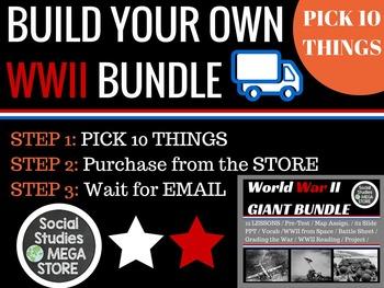 World War II Build your Own Bundle