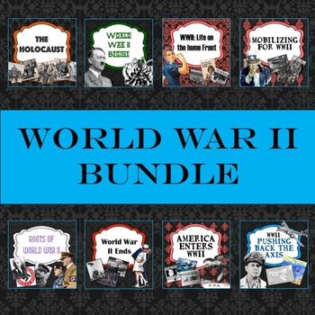 World War II PowerPoint Bundle