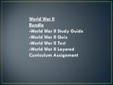 World War II Bundle