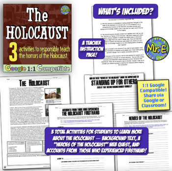 World War 2 Unit Bundle! 5 hands-on, & Common Core focused resources on WW2!