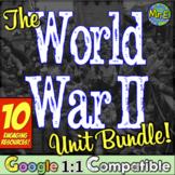World War II Unit Bundle! 5 WWII resources to enhance any unit on World War 2!