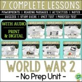 World War 2 Bundle, World War II, WW2, WWII