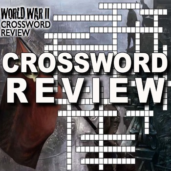 World War Ii Crossword Puzzle Review Wwii