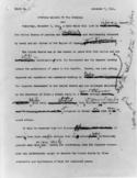 World War II: Day of Infamy Speech