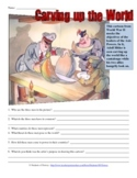 World War II Dictators Cartoon Analysis Worksheet