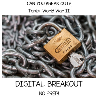 World War II Digital Breakout