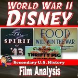 World War II   Disney Propaganda Films Analysis Presentation   U.S. History