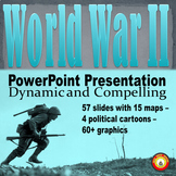 World War II Dynamic and Compelling PowerPoint Presentation