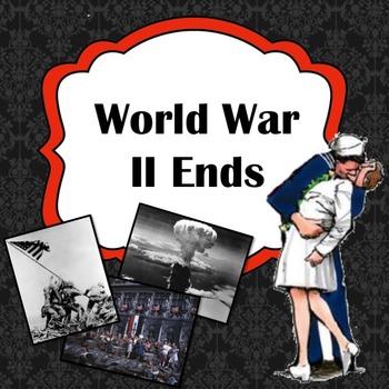 World War II Ends PowerPoint