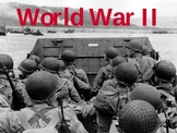 World War II Essential Questions