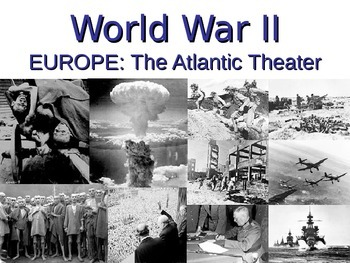World War II- European Theater