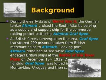 World War II - European Theater - Altmark Incident