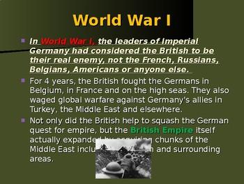 World War II - European Theater - How World War II Began