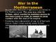 World War II - European Theater - War in the Mediterranean