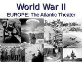 World War II- European Theater