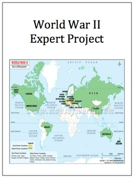 World War II Expert Project